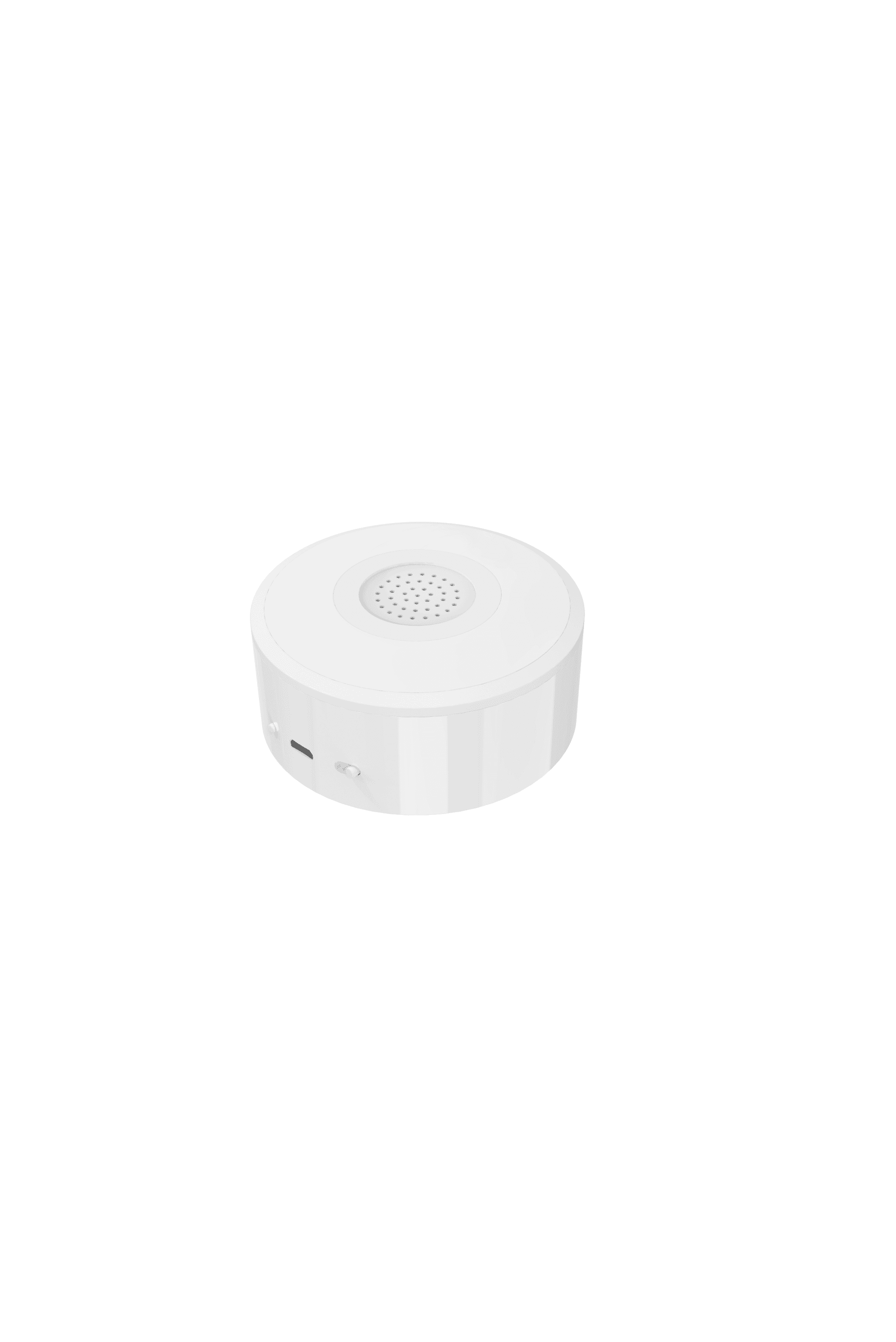 WOOX R7051 ZIGBEE 3.0 Smart Indoor Sirene Alarmmelder APP gesteuert TUYA ALEXA